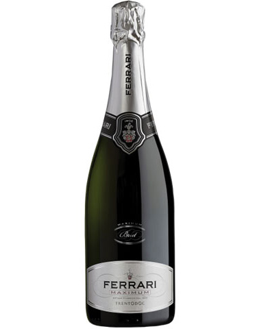Spumante Maximum Brut - Ferrari Lt 0,750