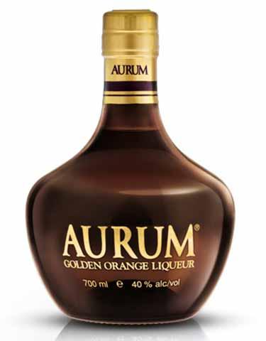 Aurum golden orange 4015004 liquore, 700 ml 03016