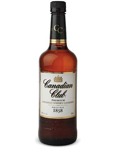 Whisky Canadian Club Lt 0,700