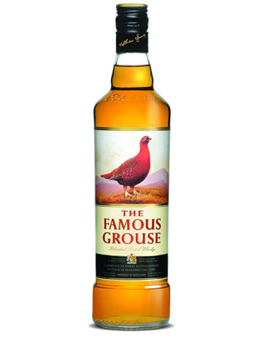 Whisky The Famous Grouse Lt 0,700