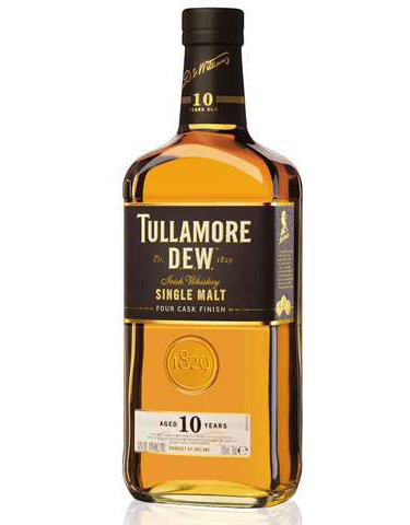 Whisky 10 Years Tullamore Lt 0,700