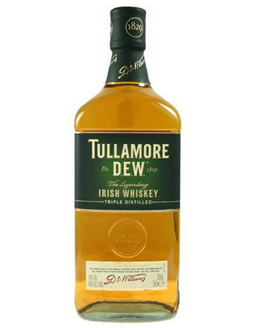 Whisky Dew Irish Tullamore Lt 0,700