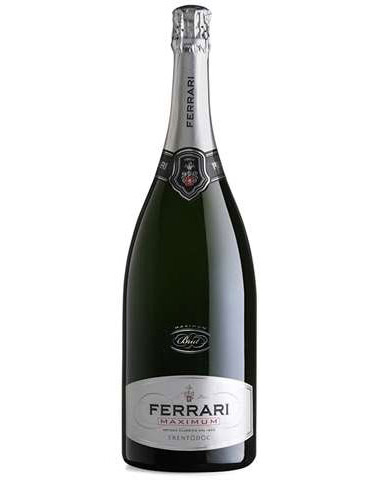Spumante Maximum Brut - Ferrari Lt 1,500